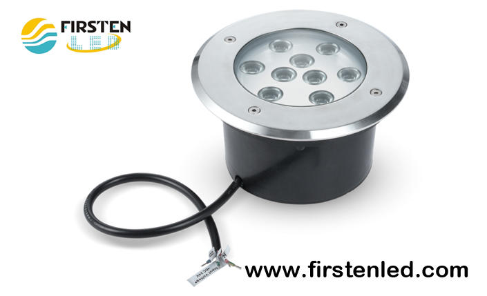 inground led