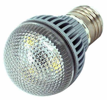 Power led bulb