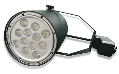 LED Shading track light