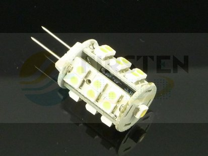 G4 Back-Pin Lamps with High Power SMD LEDs
