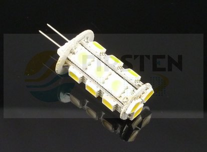 G4 Side-Pin Lamps with High Power LEDs