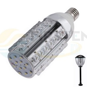 360 degree 70W E40 LED Street Light