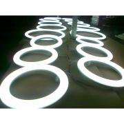 High power circular LED tube lamp