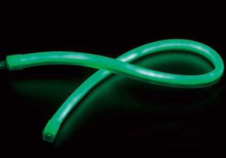Green Color LED Neon Flex