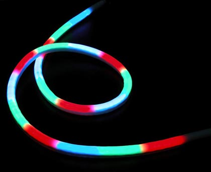 Red&Blue LED Neon Flex