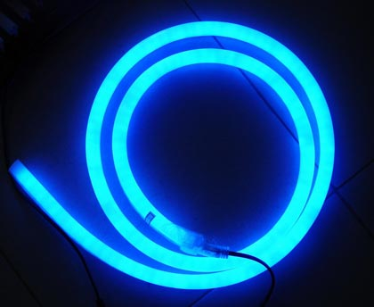 Blue Color LED Neon Flex