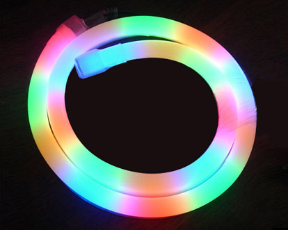 RGB Full Color LED Neon Flex